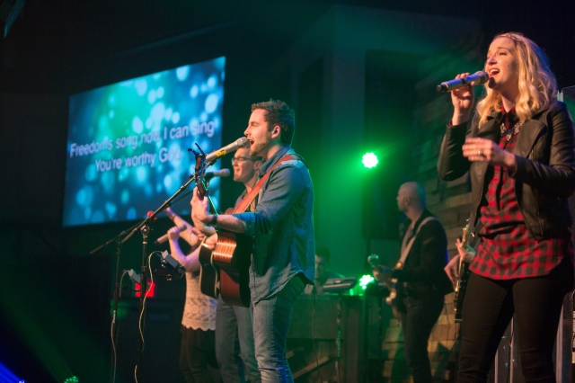 Live Worship at UMobile