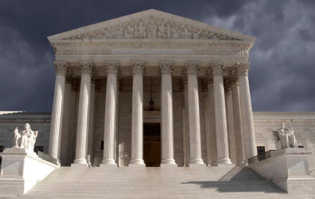 Supreme Court Storm
